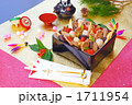 正月料理 お節料理 御節料理の写真 1711954