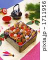 正月料理 お節料理 御節料理の写真 1711956
