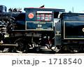 グランドキャニオン ウィリアムズ駅の機関車 1718540
