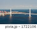 架け橋 つり橋 ベイブリッジの写真 1722106