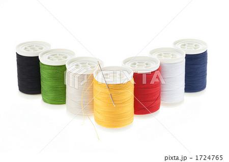 裁縫道具の写真素材 [1724765] - PIXTA