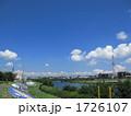 鶴見川と空 1726107