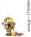 縁起物 門松 正月飾りの写真 1730460