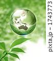 環境 地球 エコのイラスト 1743773
