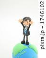 男 会社員 グローバルの写真 1746102