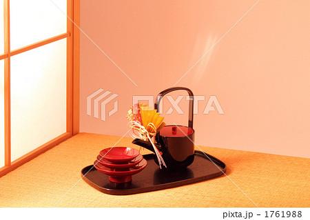 茶室のお屠蘇セット 1761988