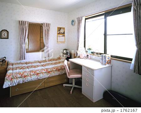 女の子子供部屋の写真素材 1762167 Pixta