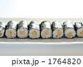 海苔巻き お寿司 巻きすしの写真 1764820