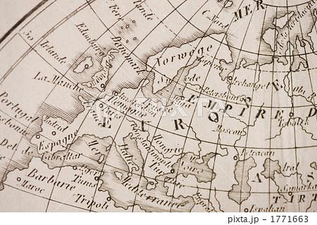 古地図 ヨーロッパ 1771663