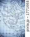 古地図 北米大陸 1771668