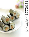 お寿司 巻きすし 細巻きの写真 1772081