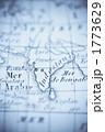 世界地図 マップ 古地図の写真 1773629