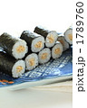 海苔巻き お寿司 巻きすしの写真 1789760