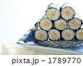 海苔巻き お寿司 巻きすしの写真 1789770