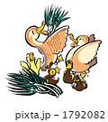 カモネギ 合鴨 葱のイラスト 1792082