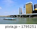 墨田区 隅田川 風景の写真 1795251