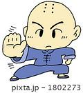 カンフーの男の子 1802273