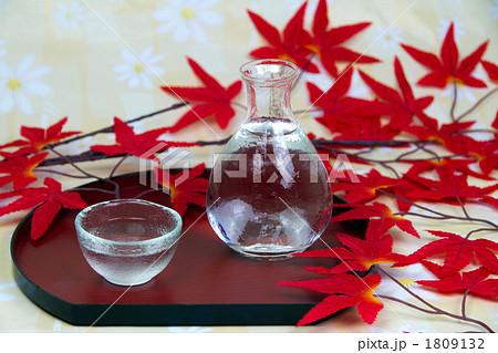 冷酒の写真素材 [1809132] - PIXTA