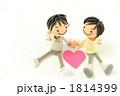家族 夫婦 クラフトの写真 1814399
