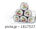 海苔巻き お寿司 巻きすしの写真 1817527