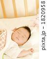 新生児 眠る 子供の写真 1820958