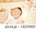 新生児 眠る 子供の写真 1820960