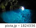 ケーブ 青の洞窟 洞窟の写真 1824336