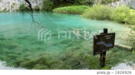 プリトヴィツェ湖群国立公園  1826926