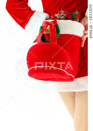 クリスマス サンタブーツとプレゼント3 1831929