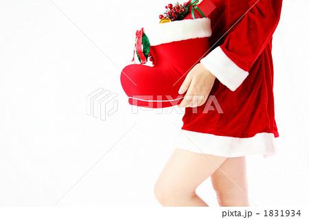 クリスマス サンタブーツとプレゼント4 1831934