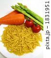 マカロニ ショートパスタ 野菜の写真 1831951