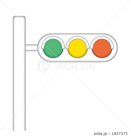 イラスト素材: 交通信号 信号機 ...