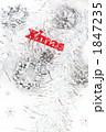 Xmas クリスマスイメージ ホワイトクリスマスの写真 1847235