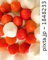 デコレーションケーキ ショートケーキ イチゴケーキの写真 1848233