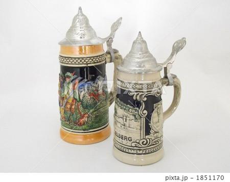 ビールジョッキの写真素材 [1851170] - PIXTA