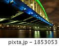 勝鬨橋 アーチ橋 勝どき橋の写真 1853053