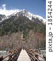 北アルプス 明神橋 明神岳の写真 1854244