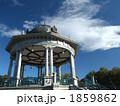 鶴舞公園奏楽堂と雲 1859862
