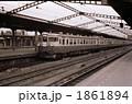 急行電車が頻繁に走っていた昭和39年上野駅 1861894