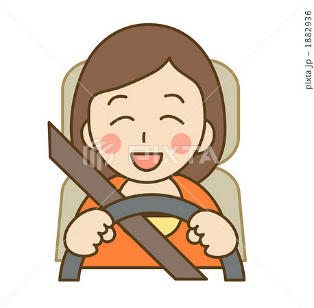 女性ドライバー 1882936