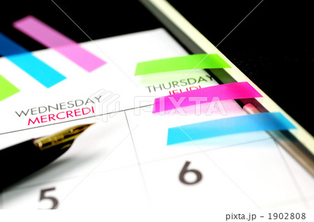 カレンダー2011 手帳 1902808