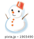 雪だるま 1903490