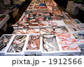 場外市場 築地市場 鮮魚店の写真 1912566