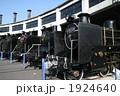 機関庫 梅小路蒸気機関車館 SLの写真 1924640