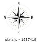 コンパス 羅針盤 方位計のイラスト 1937419