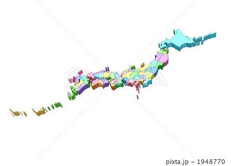 ... ・白地図/都道府県表示 1948770