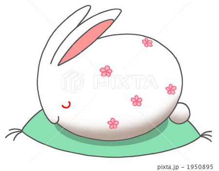 ウサギの置物.1 1950895