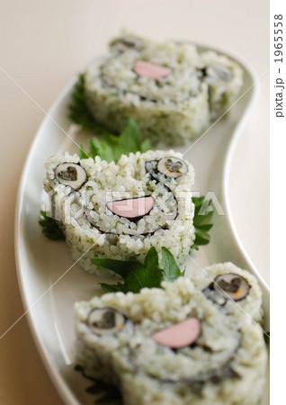 飾り巻き寿司 1965558