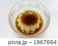 プリン カスタードプリン おやつの写真 1967664