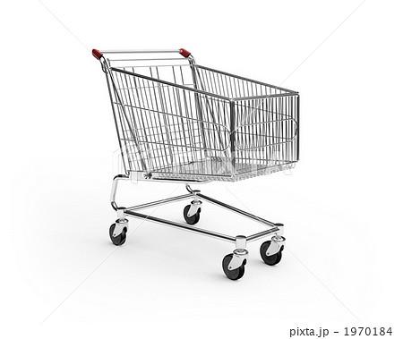 ショッピングカートのイラスト素材 1970184 Pixta